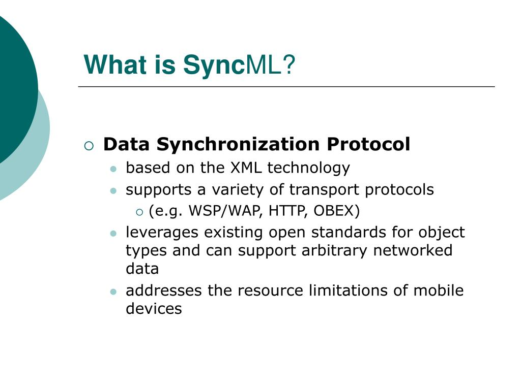 What is Sync