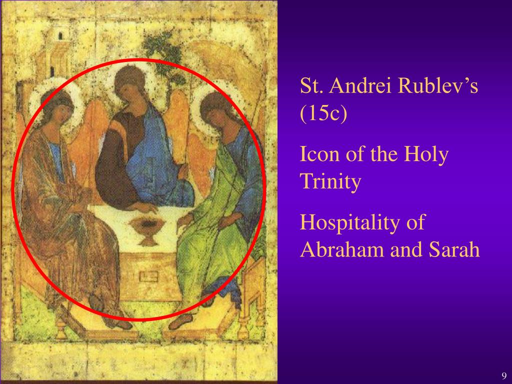 St. Andrei Rublev's (15c)