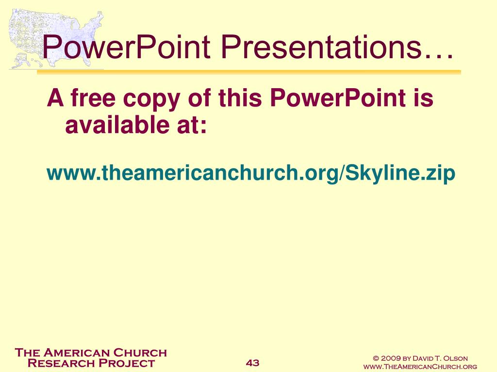 PowerPoint Presentations…