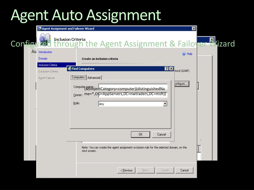 Agent Auto Assignment
