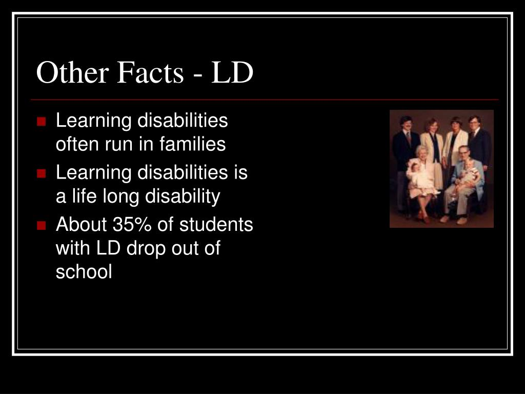 Other Facts - LD
