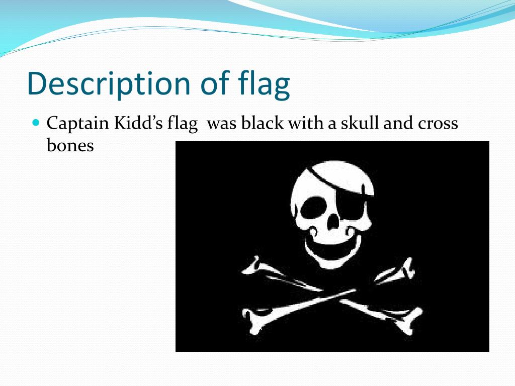 Description of flag