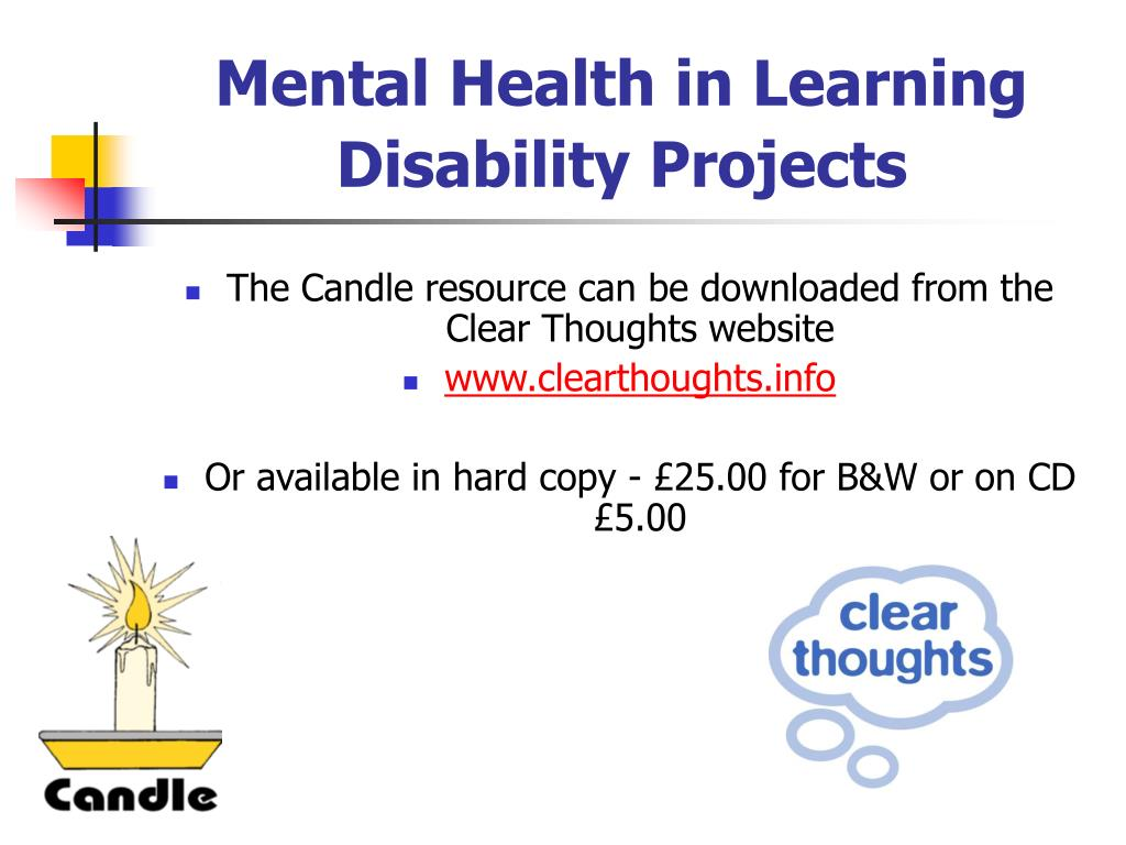 Mental Health in Learning Disability Projects