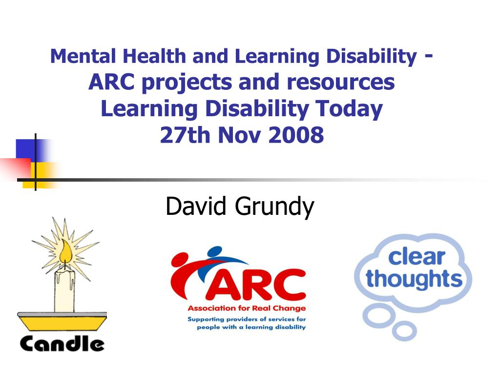 Mental Health and Learning Disability