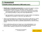 3 assessment complete holistic assessment of mh needs cont18