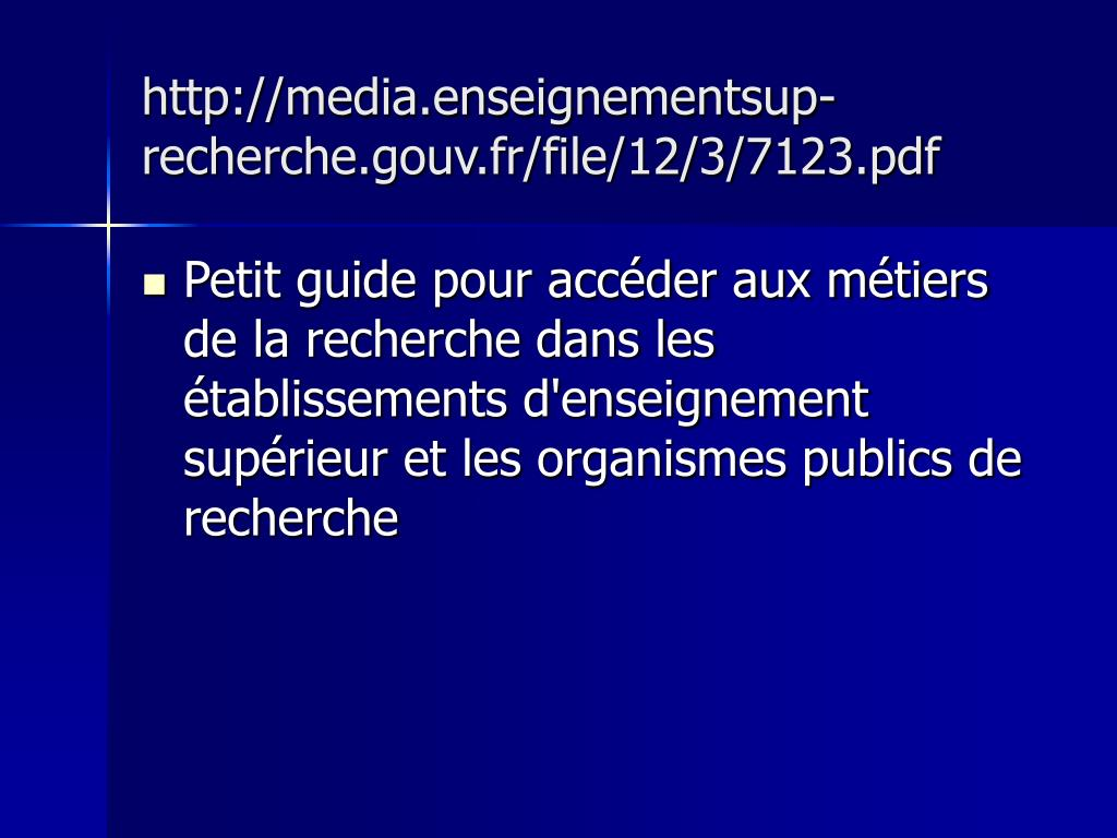 http://media.enseignementsup-recherche.gouv.fr/file/12/3/7123.pdf