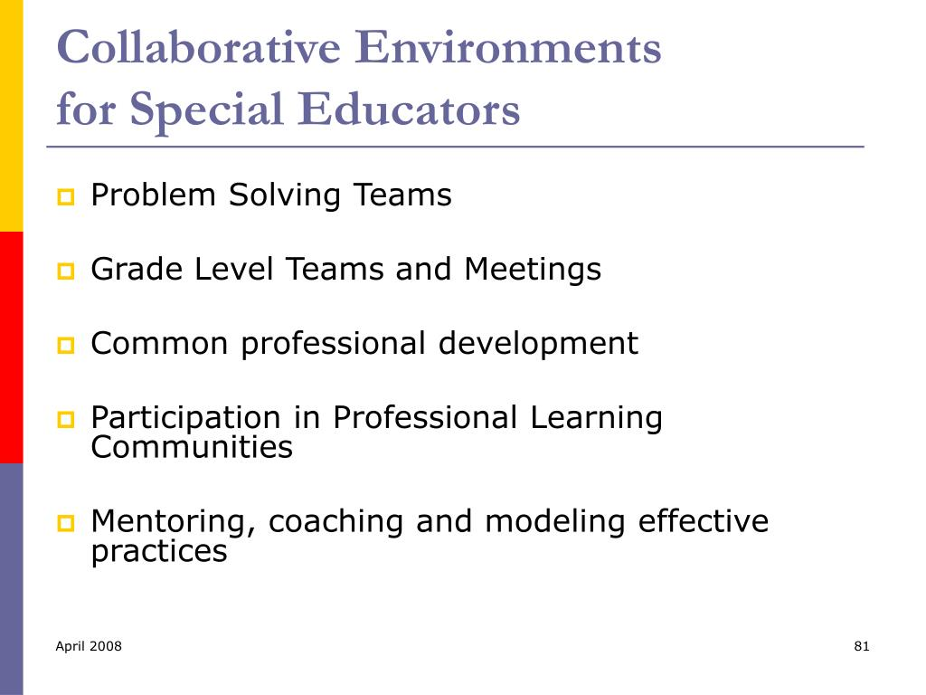 Collaborative Environments