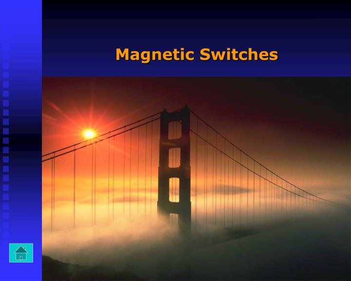 Magnetic switches