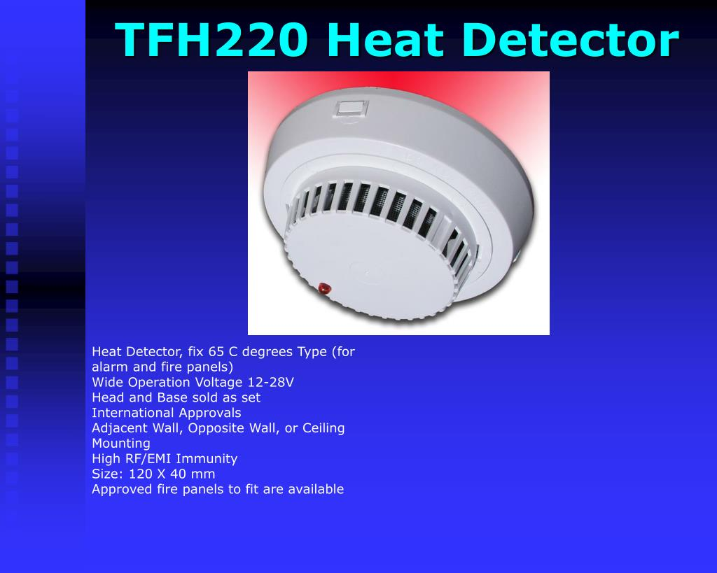 TFH220 Heat Detector