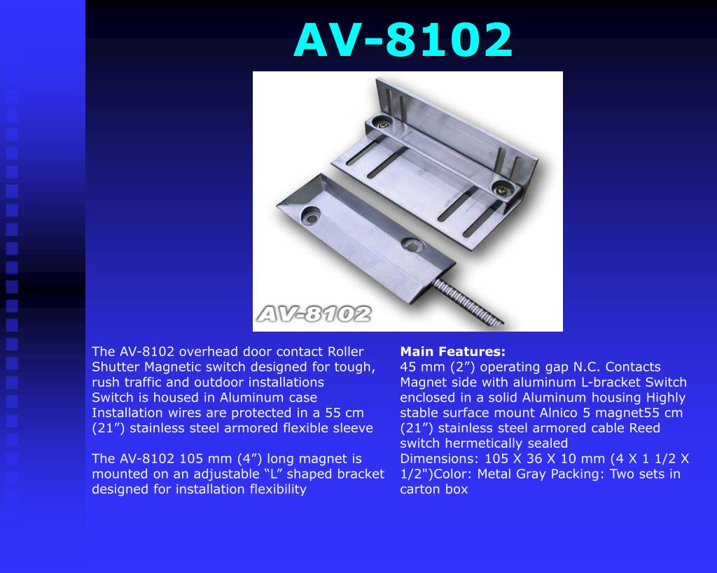 AV-8102