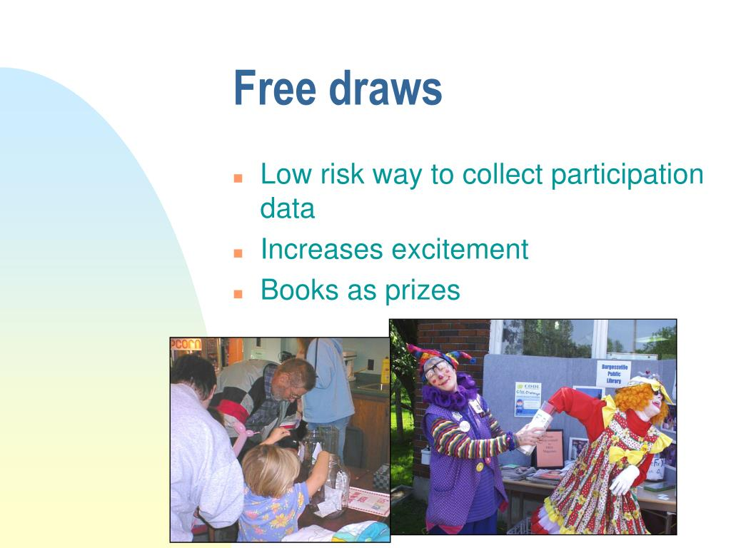 Free draws