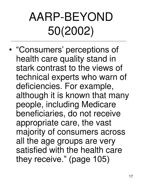 AARP-BEYOND 50(2002)