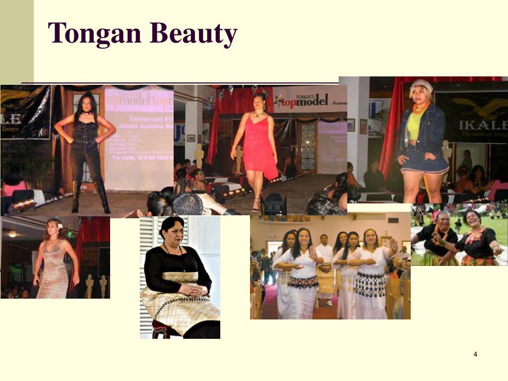 Tongan Beauty