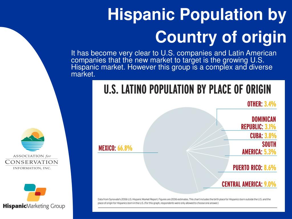 It has become very clear to U.S. companies and Latin American companies that the new market to target is the growing U.S. Hispanic market. However this group is a complex and diverse market.
