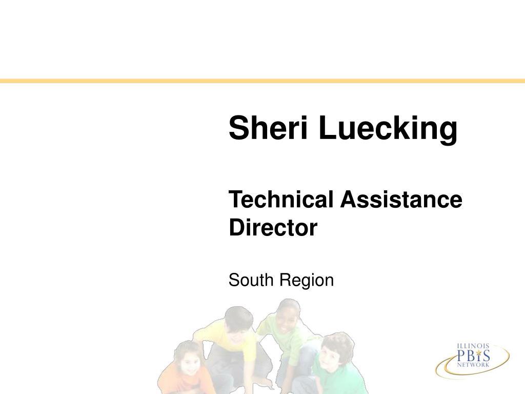 Sheri Luecking