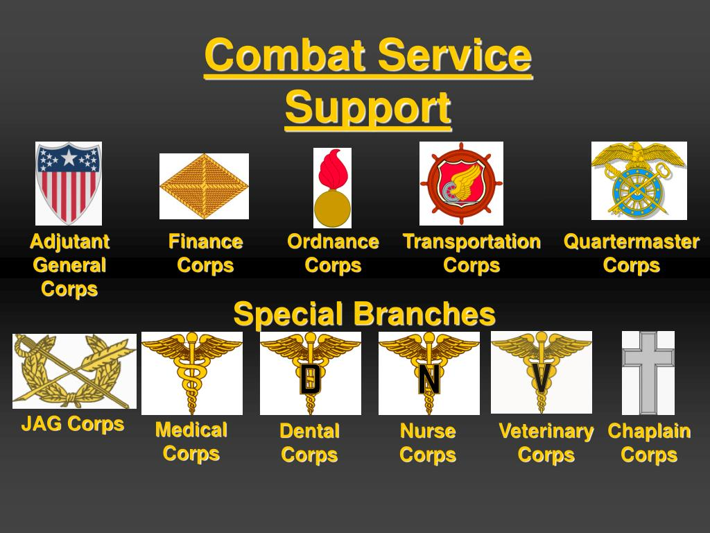 Combat Service Support