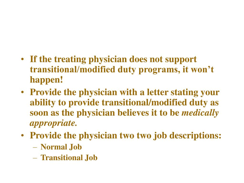 Physician Selection