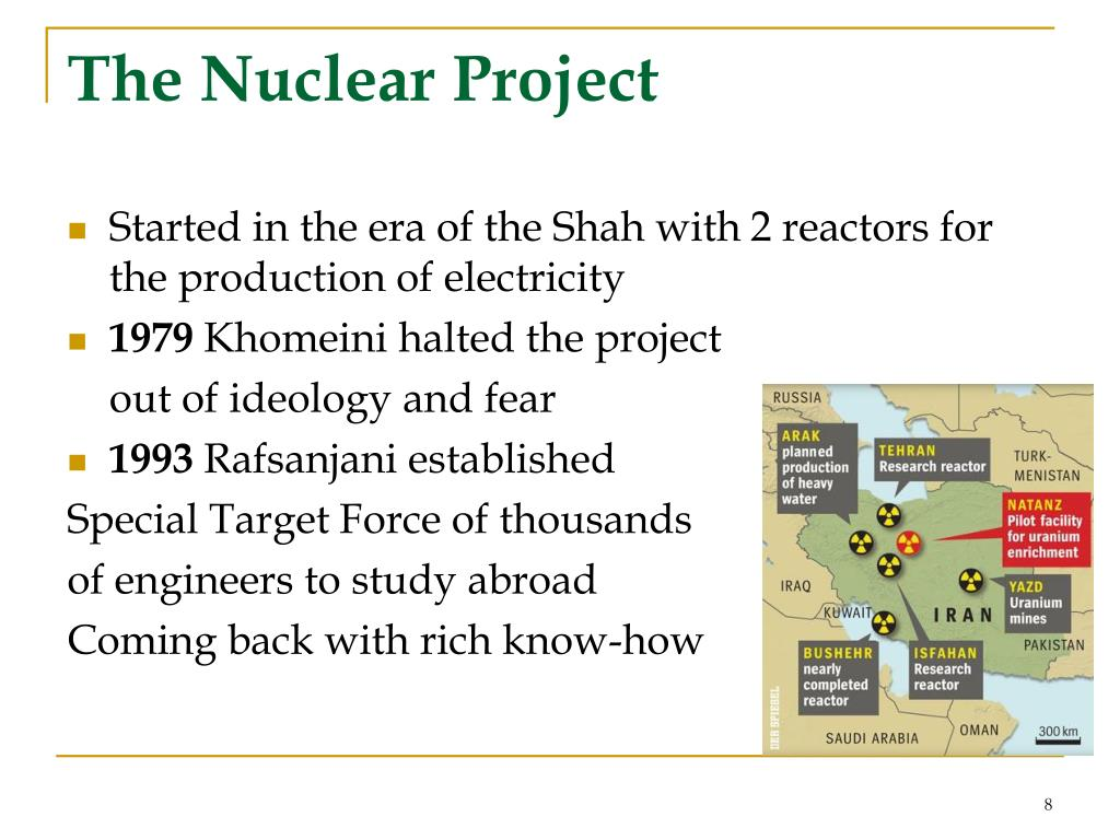 The Nuclear Project