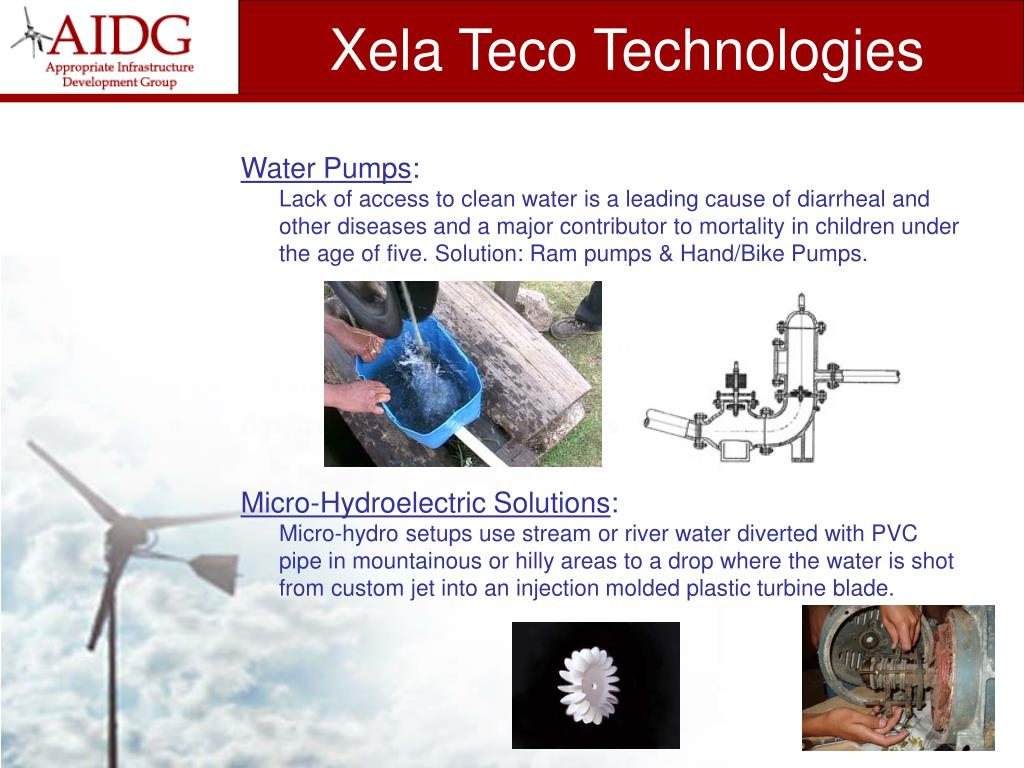 Xela Teco Technologies