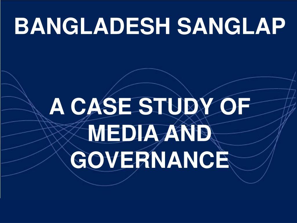BANGLADESH SANGLAP