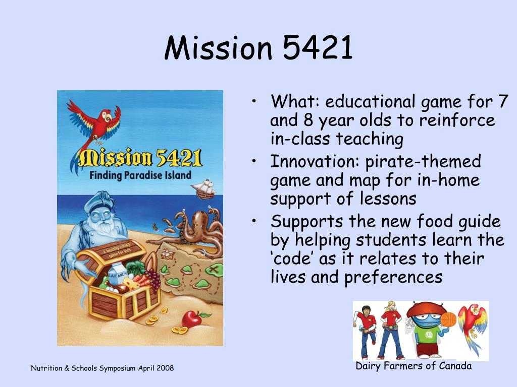 Mission 5421