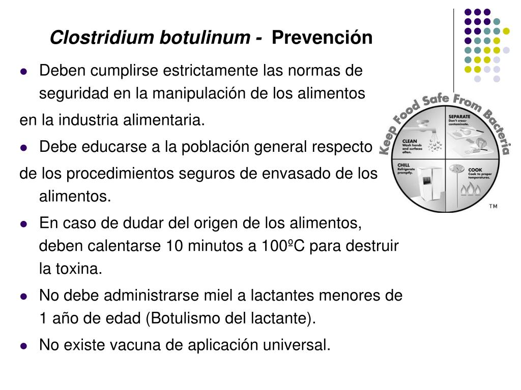 Clostridium botulinum -