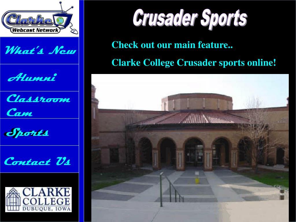 Crusader Sports