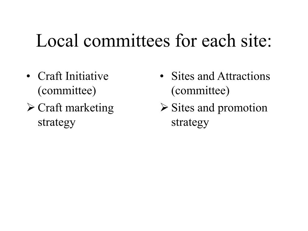 Craft Initiative (committee)