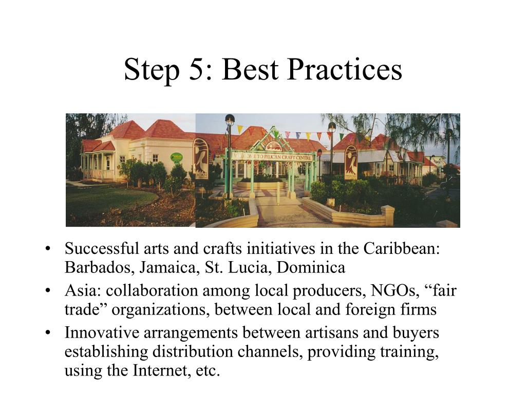 Step 5: Best Practices