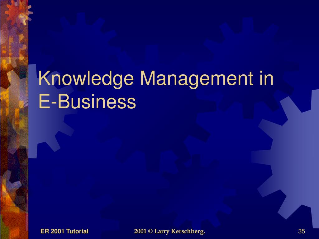 Knowledge Management in