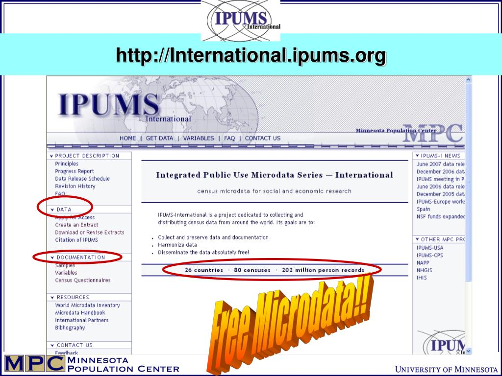 http://International.ipums.org