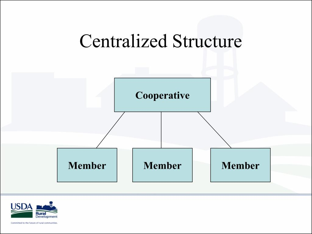Centralized Structure