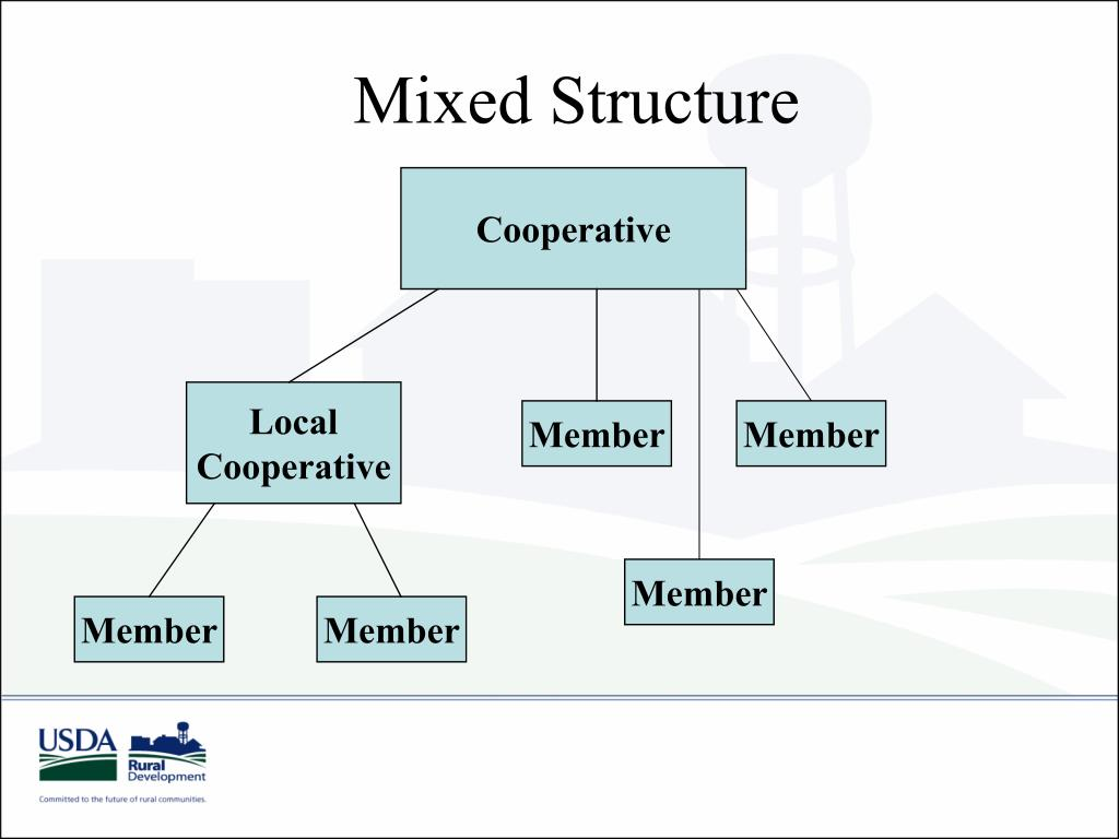 Mixed Structure