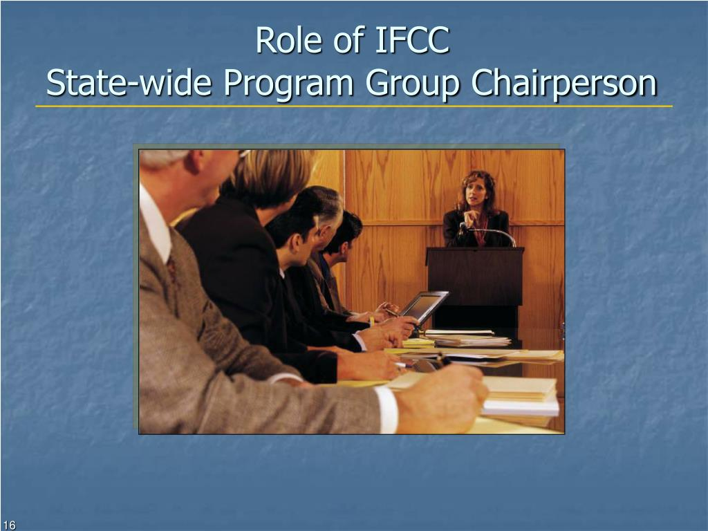 Role of IFCC