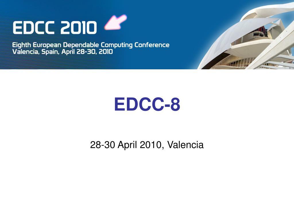EDCC-8