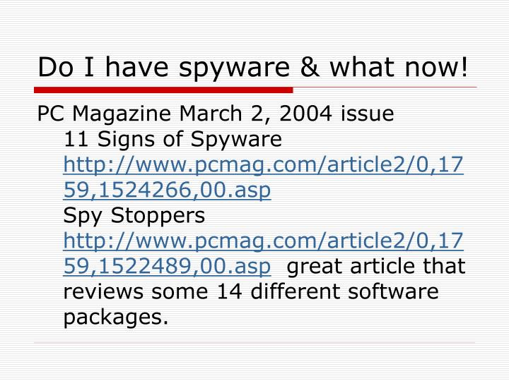 Do i have spyware what now l.jpg