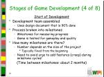 stages of game development 4 of 8