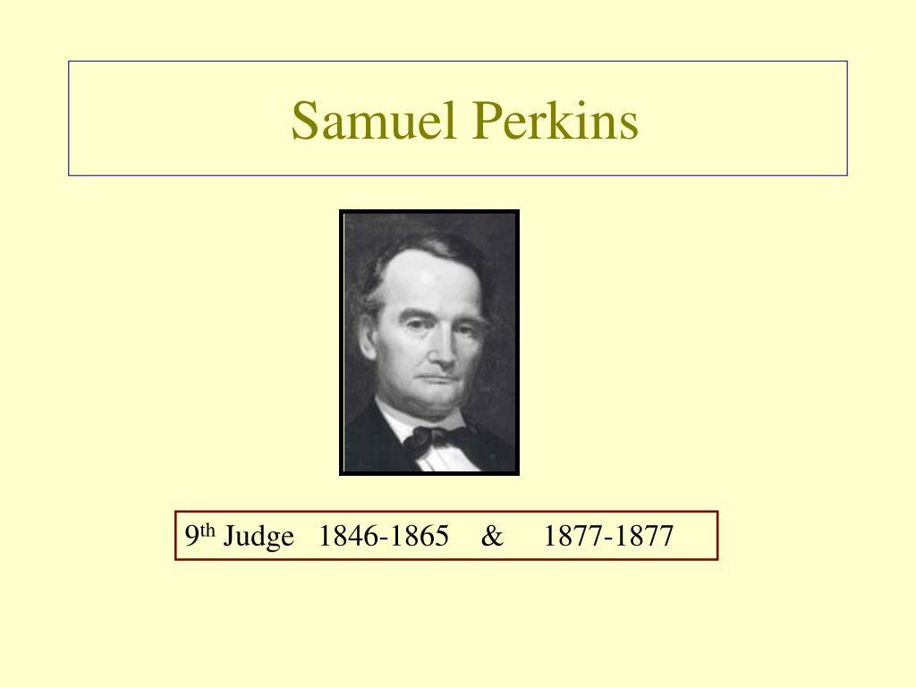 Samuel Perkins