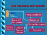 care transitions and handoffs15