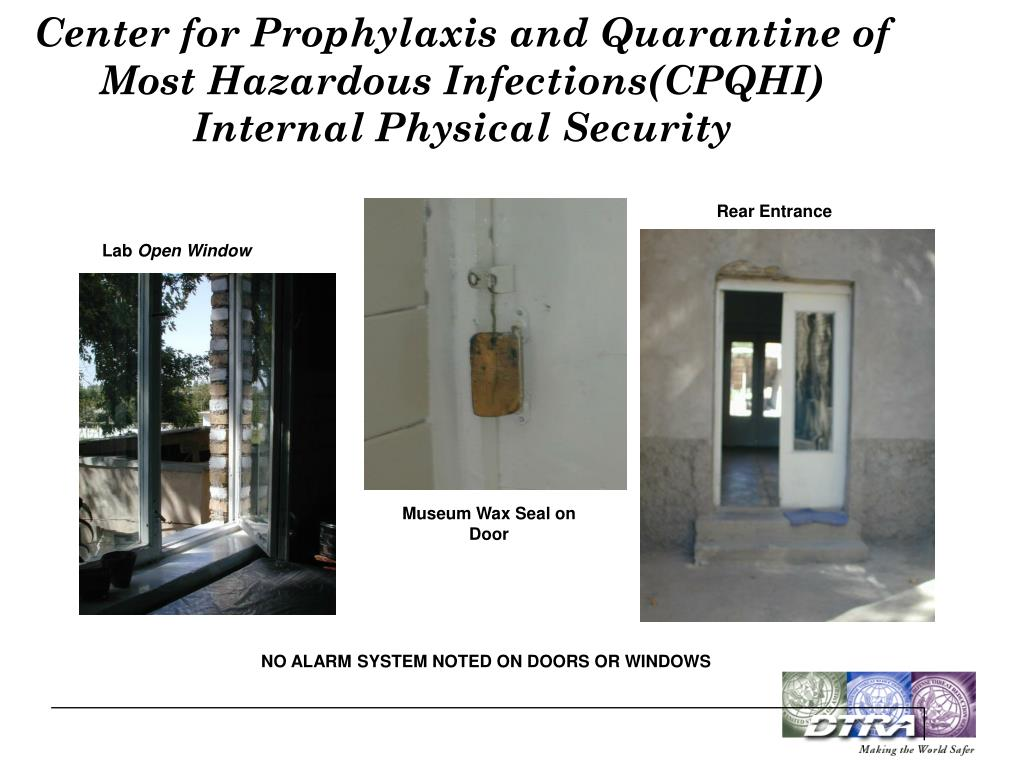 Center for Prophylaxis and Quarantine of