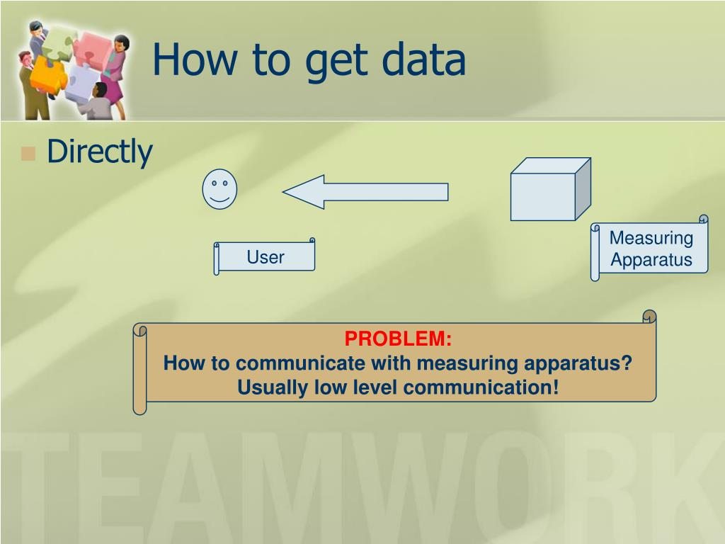How to get data