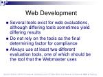 web development60