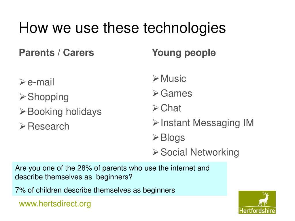 Parents / Carers