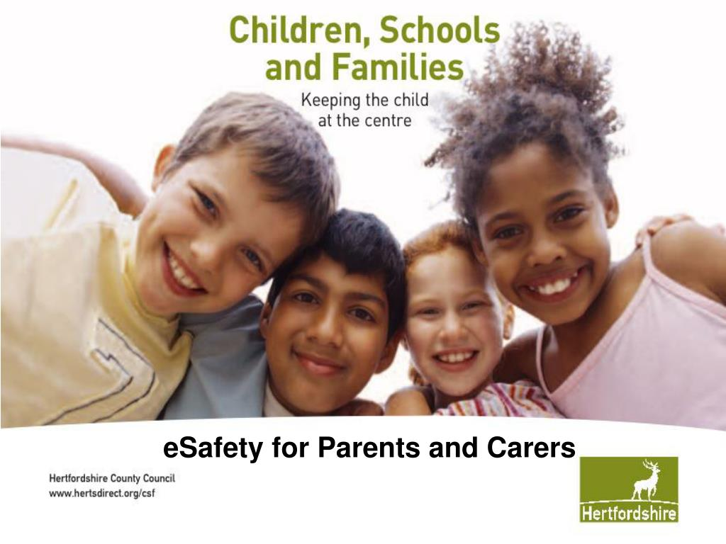 eSafety for Parents and Carers