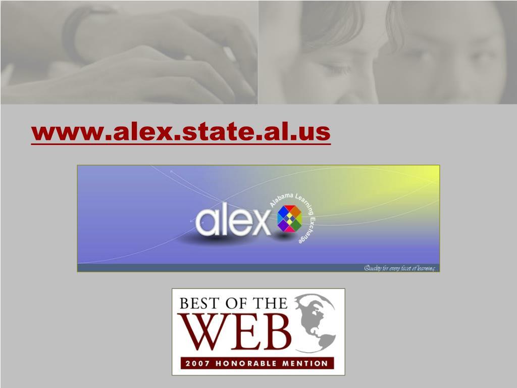 www.alex.state.al.us