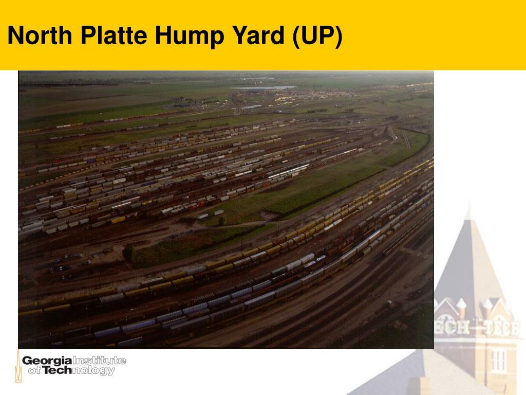 North Platte Hump Yard (UP)