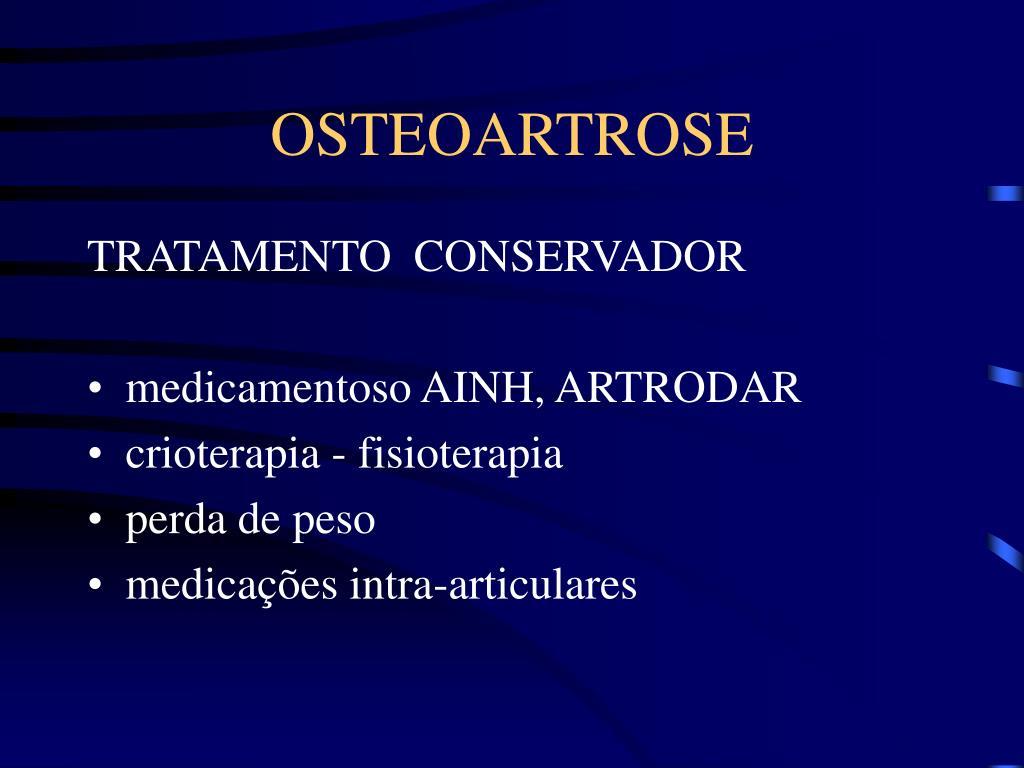 OSTEOARTROSE