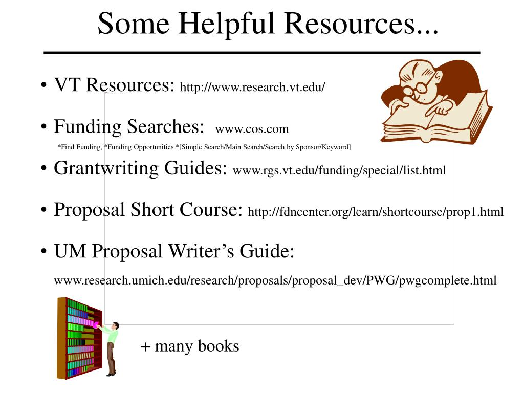 Some Helpful Resources...