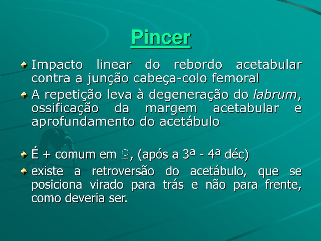 Pincer