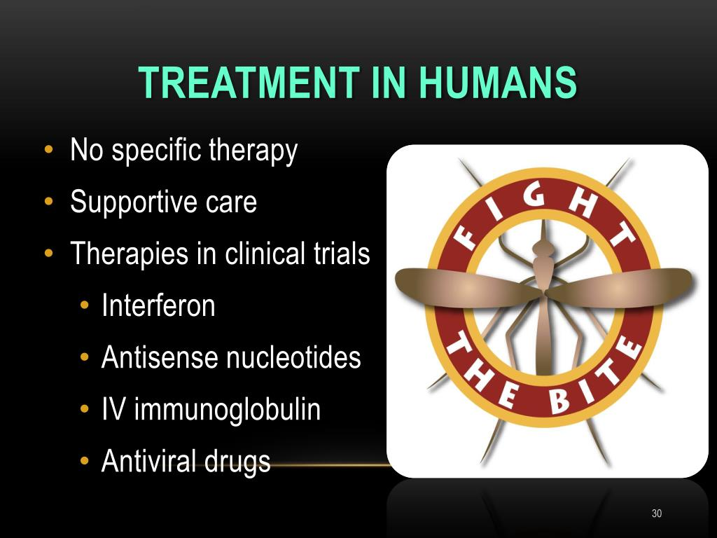 Treatment in Humans